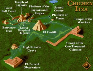Site of Chichen Itza tok_mp1