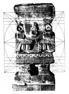 Teotihuacan statue (2)